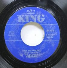 Country 45 The Stanley Brothers - Love Me Darling Just Tonight / Next Sunday Dar