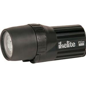 Ikelite pcm  PC'm LED Flashlight Diving Scuba Underwater Diving Light Torch