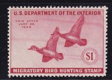 RW10 VF+ original gum lightly hinged with nice color cv $ 55 ! see pic !