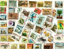 A LOVELY MIX OF KILOWARE STAMPS FROM ZIMBABWE