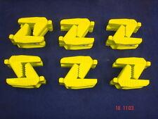 6 paia di Spear & Jackson del muratore linea Blocco in gomma a forma di mattone Verde