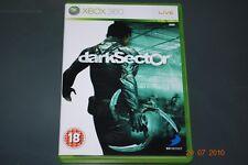 Oscuro Sector Xbox 360 PAL de RU