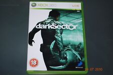 Dark Sector Xbox 360 UK PAL
