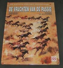 Citroen De Vruchten van Passie 1998 De la Royere Follet Graphic Comic Dutch WW2