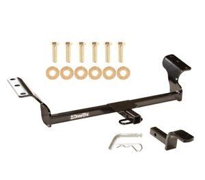 Trailer Tow Hitch For 03-10 Pontiac Vibe 03-14 Toyota Matrix w/ Draw Bar Kit