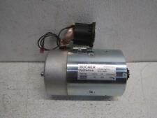 """Bucher Hydraulics 50020500800316 Motor Dc 12V 4.5"""" 1Trm"""
