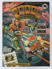 2000AD Sci-Fi Special 1982 VF