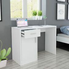 Schreibtisch PC Computer Tisch Jugendschreibtisch Kinderschreibtisch Eiche/Weiß