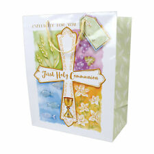 Gift Bag 23x18cm First Holy Communion - Religious Occasion - Symbolic