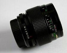 Vivitar Komine 55mm F2.8 Macro lens  (Pentax K fit)