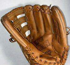 Regent Vintage Leather Baseball Glove Classic Model 07980 Big Man Left Hnd