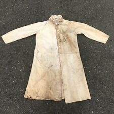 Vintage 1940s Work Coat Coverall Jacket Best Mfg Corp New York Denim ? Canvas ?