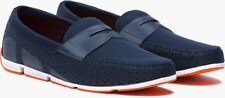 Swims Breeze Penny Loafer Navy Driving Moccasin Loafer Men's sizes 7,8,9 New