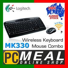 Logitech MK345 Wireless Keyboard & Mouse Combo