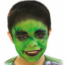 Halloween Basic Frankenstein Face Painting Kit