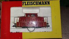 FLEISCHMANN 4203 V42-03 HO GAUGE 0-4-0 DIESEL SHUNTER-USED-IN EXCELLENT COND