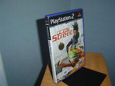 PS2 FIFA Street- EA Sports big (#D4)