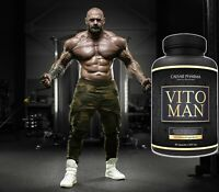 High Strength Tribulus Testosterone Booster Strong Potency Endurance Muscle Gain