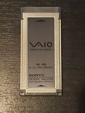 Sony Vaio Pro Memory Card Adapter VGP MCA20  1-479-629-11 MMC Compatible NEW
