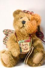 Boyds Bears: Rascal - Bearly An Angel - 8 inch Country Bear - 9063008
