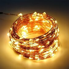 20m Outdoor Solar String Lights 200 LED Fairy Decoration for Christmas Party LO
