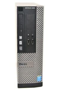 Ordinateur PC DELL Optiplex 3020 i3-4150@3,50GHz/4GB/500Go/Win10Pro SFF Grd A