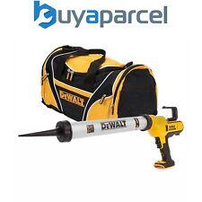 Dewalt DCE580N 18v Lithium-Ion Caulking Gun 600ml - Bare Unit + Carry Bag