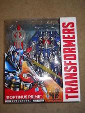 ZX_13 Transformers Lot TAKARA LEADER CLASS OPTIMUS PRIME AD01 AD 01 TF4 AOE