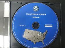 VW VOLKSWAGEN NAVIGATION GPS CD DVD DISK MIDWEST S0022-0005-306 #CD154
