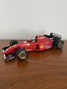 Paul's Model Art 1996 Ferrari 412t2 1:18 Scale Model Michael Schumacher Unboxed