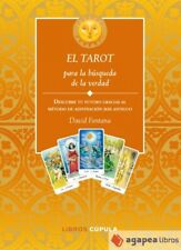 EL TAROT PARA LA BUSQUEDA..(CAJA)LIBROSC. NUEVO. ENVÍO URGENTE (Agapea)