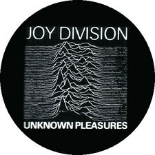 CHAPA/BADGE JOY DIVISION . pin button ian curtis bauhaus killing joke after punk