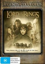 The Lord Of The Rings - The Fellowship Of The Ring (DVD, 2008, 2-Disc Set) New