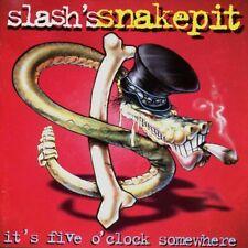 Slash's Snakepit - It's Five O'clock Somewhere NEW CD