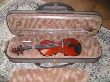 Superbe étui pour violon neuf 4/4, sac à dos, emplacements pour 2 archets