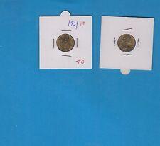 Gertbrolen 5 Centimes  Marianne en Cupro-Aluminium-Nickel 1971  Exemplaire N° 10