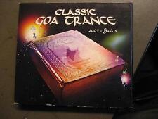 CLASSIC GOA TRANCE 2003 BOOK 1 - YELLOW SUNSHINE EXPLOSIONS RECORDS SAMPLER 2 CD
