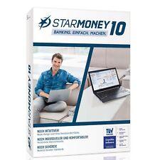 StarMoney 10 Vollversion * Bankingsoftware *Lizenz ist ohne Laufzeitbeschränkung