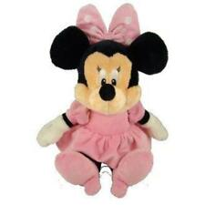 NEW Disney Baby Minnie Mouse Plush Toy with Chime 32cm