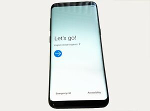 Samsung Galaxy S8 SM-G950F - 64GB - Midnight Black (Unlocked)
