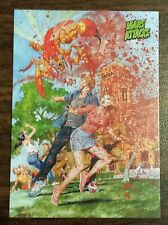2013 Topps Mars Attacks Invasion - Extra Gore Parallel Card #28
