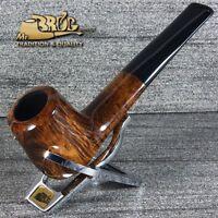 "OUTSTANDING Mr.Brog original smoking pipe nr.86 "" CHAMPION "" brown smooth _"