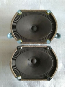 2 Isophon Lautsprecher, Röhrenradio-Verstärker, geprüft