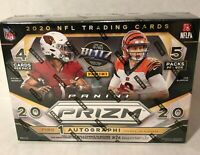 2020 Panini PRIZM FOOTBALL NFL MEGA BOX Target NEW SEALED! IN HAND Find 1 Auto