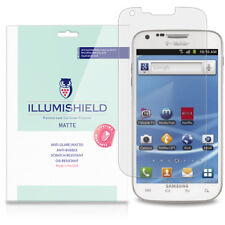iLLumiShield Anti-Glare Screen Protector 3x for Samsung Galaxy S II T989