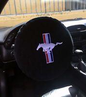 ESR-MZNCA112BS Cipher Auto Enhanced Leatherette Steering Wheel With Silver Stitching For Mazda Miata NC