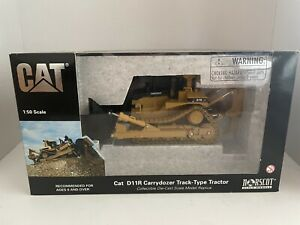 Caterpillar Cat D10T Dozer with Metal Tracks - Norscot 1:50 Scale Model #55158