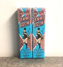 Benefit  Gimme Brow # 3 (Qty 2)