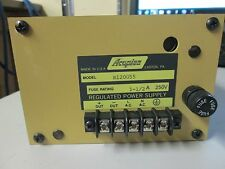 Acopian B120G55 120V AC-DC Regulated Power Supply .55A AC-DC Converter