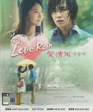 DVD Korean Drama Love Rain Episode 1-20 END ENGLISH SUB All Region